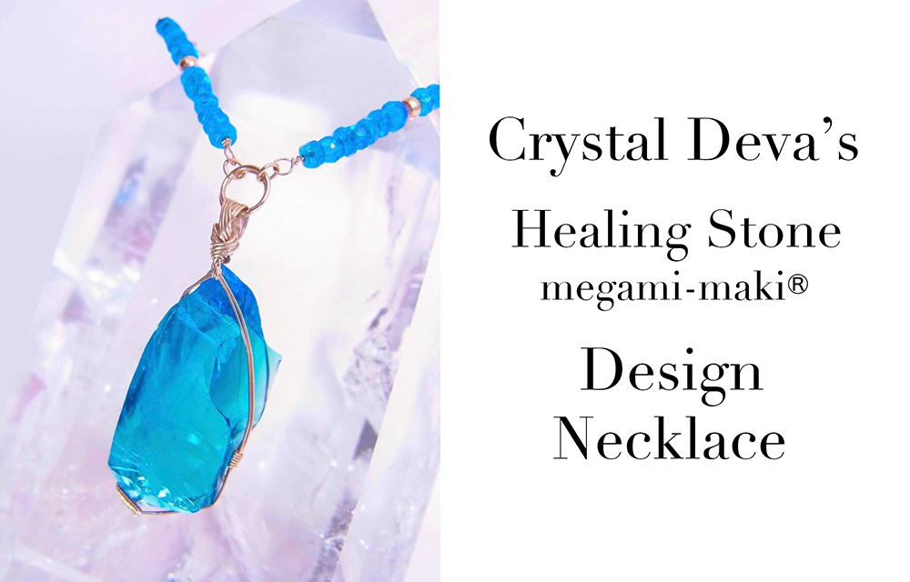 Crystal Deva's Design Necklace